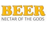Beer Drinking Art