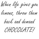 Chocoholic