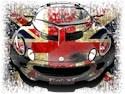 Lotus cars Ornaments