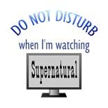 Do Disturb During Supernatural