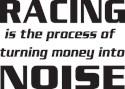 Motorsports License Plate Frames