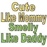 Smelly Like Daddy