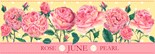 Botanical Yellow Rose Art