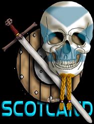 Bearded Skull T-Shirt
