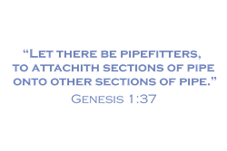 Pipefitters / Genesis Decal Gifts