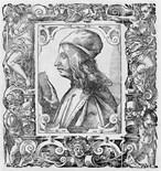 Monochrome Oration Portrait Protestant Reformatio