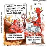 Larson Cartoon