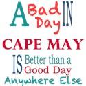 Cape may Dog T-Shirts