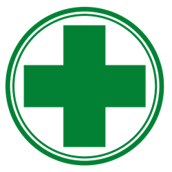 Green Cross      Gifts
