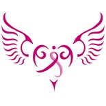 Breast Cancer Angel Wings
