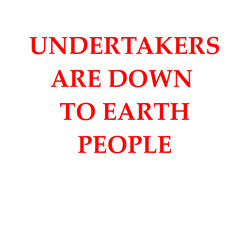 undertaker joke T