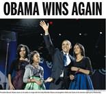 Re Elect Obama 2012