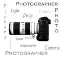 Camera Pint Glasses