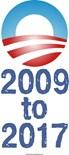 Obama 2009 2017