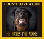 Guard Dog Rottweiler
