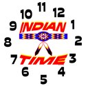 Indian time Basic Clocks