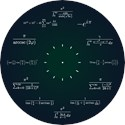 Math Wall Clocks