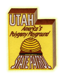 Utah State Patrol Polygamy Playground  Gifts