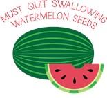 Swallowed Watermelon