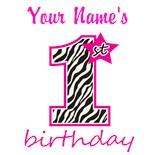 1St Birthday Girls