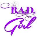 Bad girl Drinking Glass