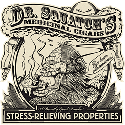 Dr. Squatches Medicinal Cigars  Gifts