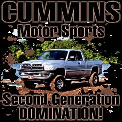 Cummins Motor Sports Tank Top