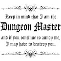 Dungeons dragons Pint Glasses