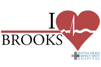 I Heart Brooks - Grey's Anatomy