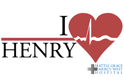 I Heart Henry - Grey's Anatomy