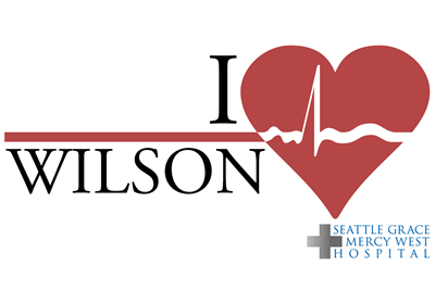 I Heart Wilson - Grey's Anatomy