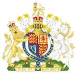 Queen Elizabeth Coat Arms
