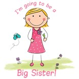 I Am Going Big Sister