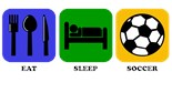 Cute Soccer