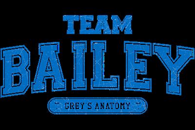 Grey's Anatomy Team Bailey