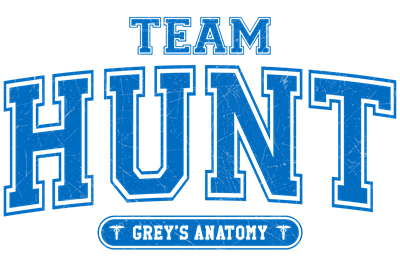 Grey's Anatomy Team Hunt