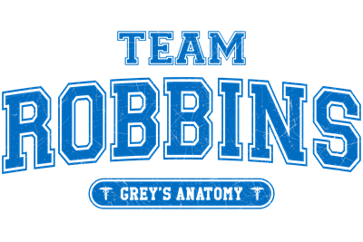Grey's Anatomy Team Robbins