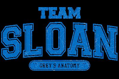 Grey's Anatomy Team Sloan