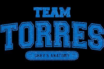 Grey's Anatomy Team Torres