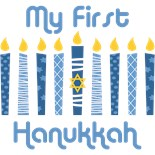 First Hanukkah