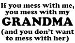 Grandmother Grandma