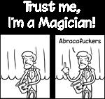 I'm a magician