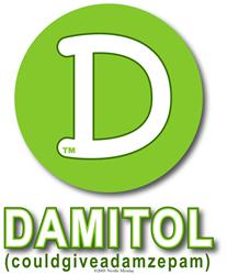 DAMITOL Coffee Mug