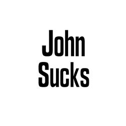 John Sucks Coffee Mug