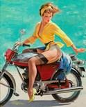Girls Motorcycle