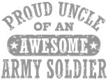 Proud Aunt Army Soldier