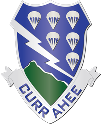 DUI - 1st Bn - 506th Infantry Regt Coffee Mug