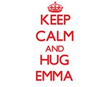 Keep Calm Hug