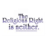 Christian Right Neither