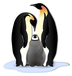 Penguin Family   Gifts